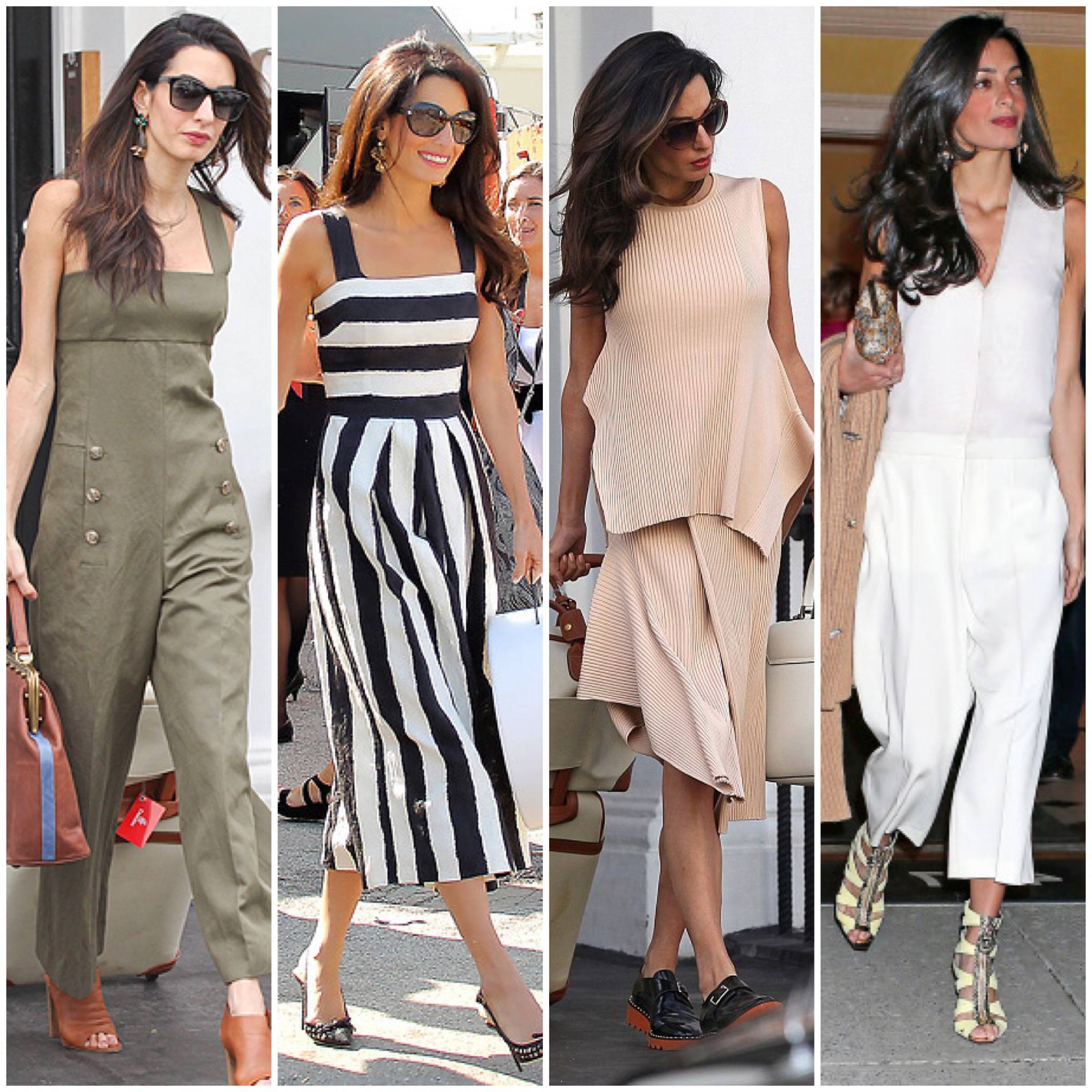 Learn How to Dress Like Amal Clooney