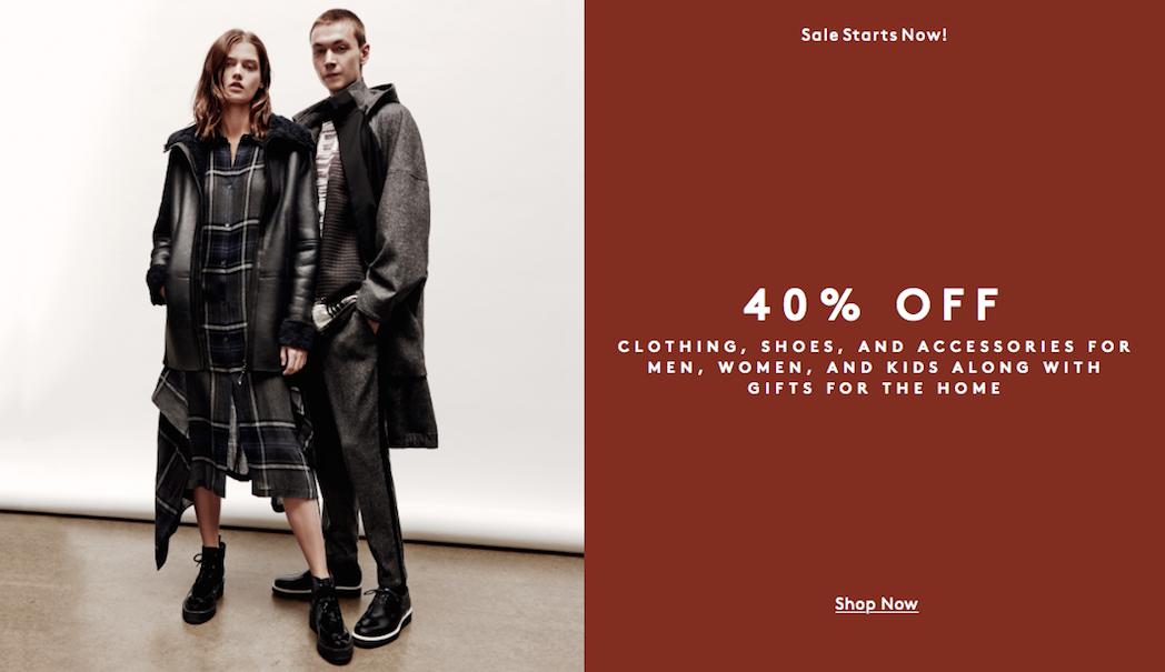 Current Designer Clothing Fashion Store Sales I Mikado