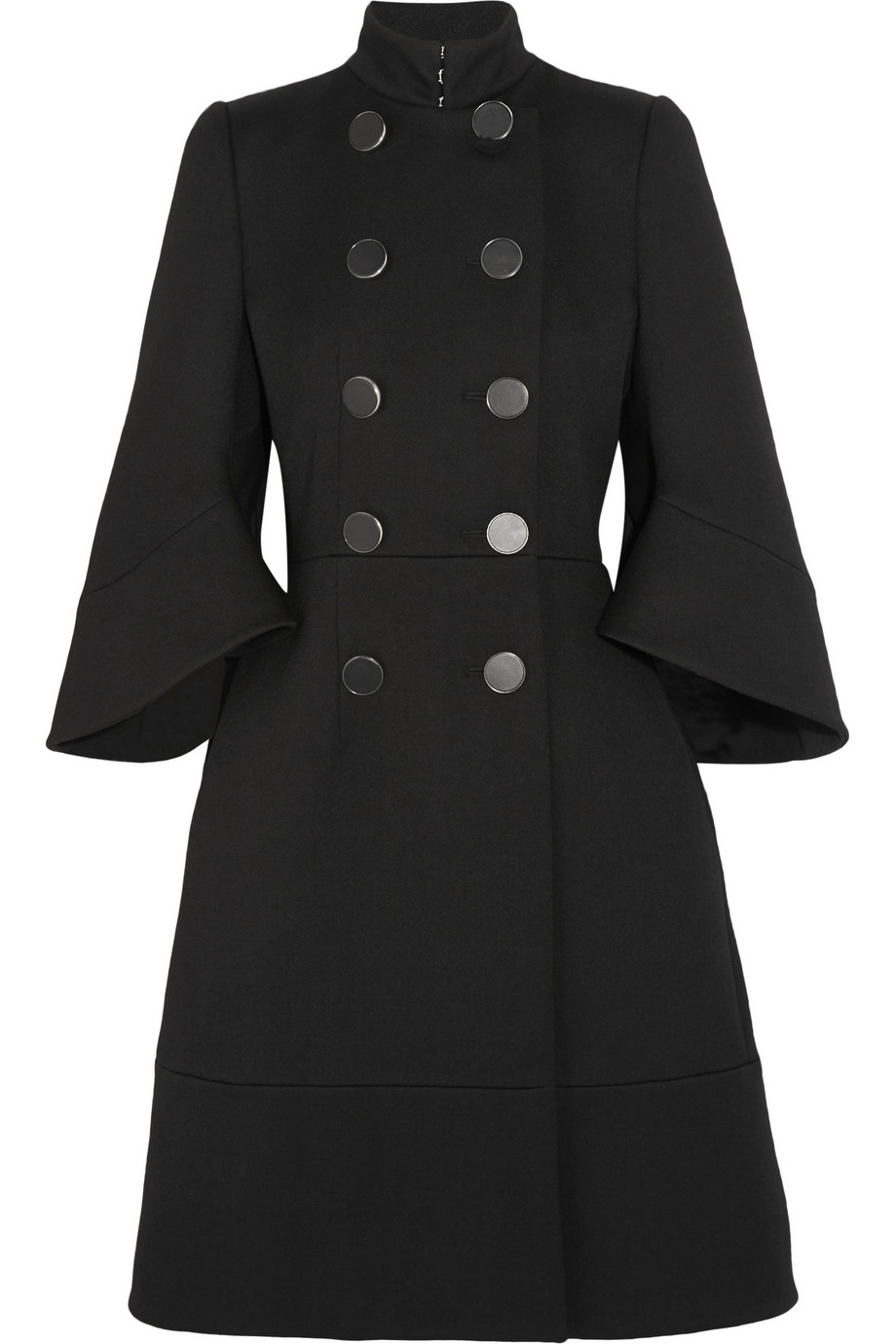 Women S 2015 Fall Coat Trends Military Trench Mikado