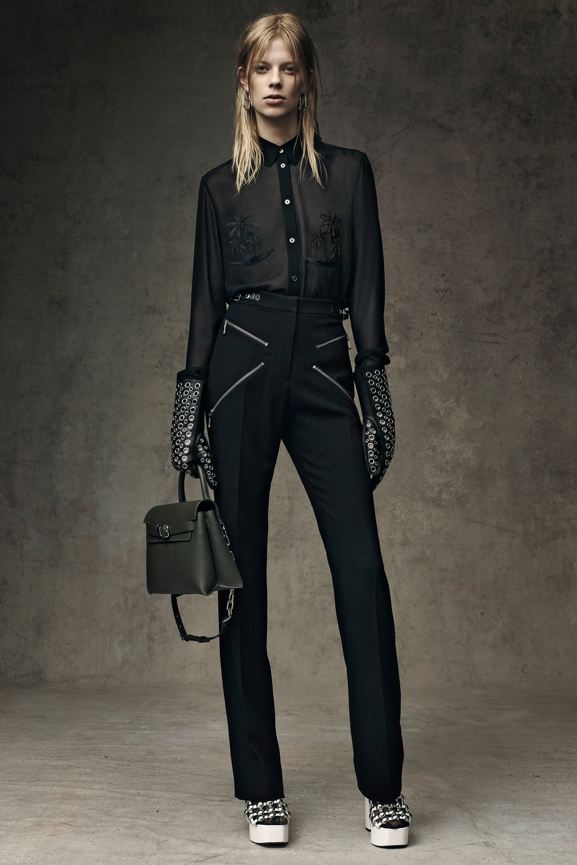 Alexander Wang Pre Fall 2016 Collection Mikado