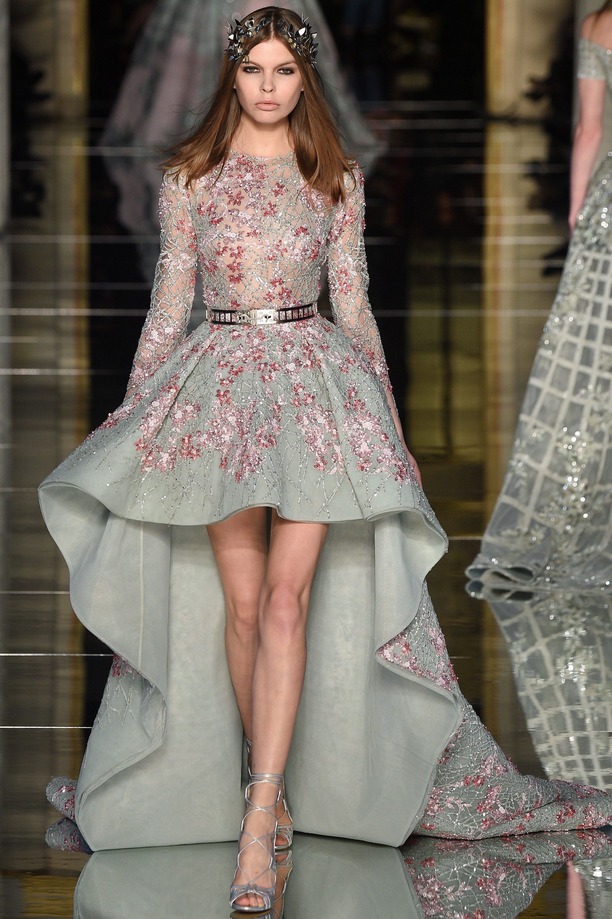 Zuhair murad spring 2016 couture collection mikado for Couture clothing