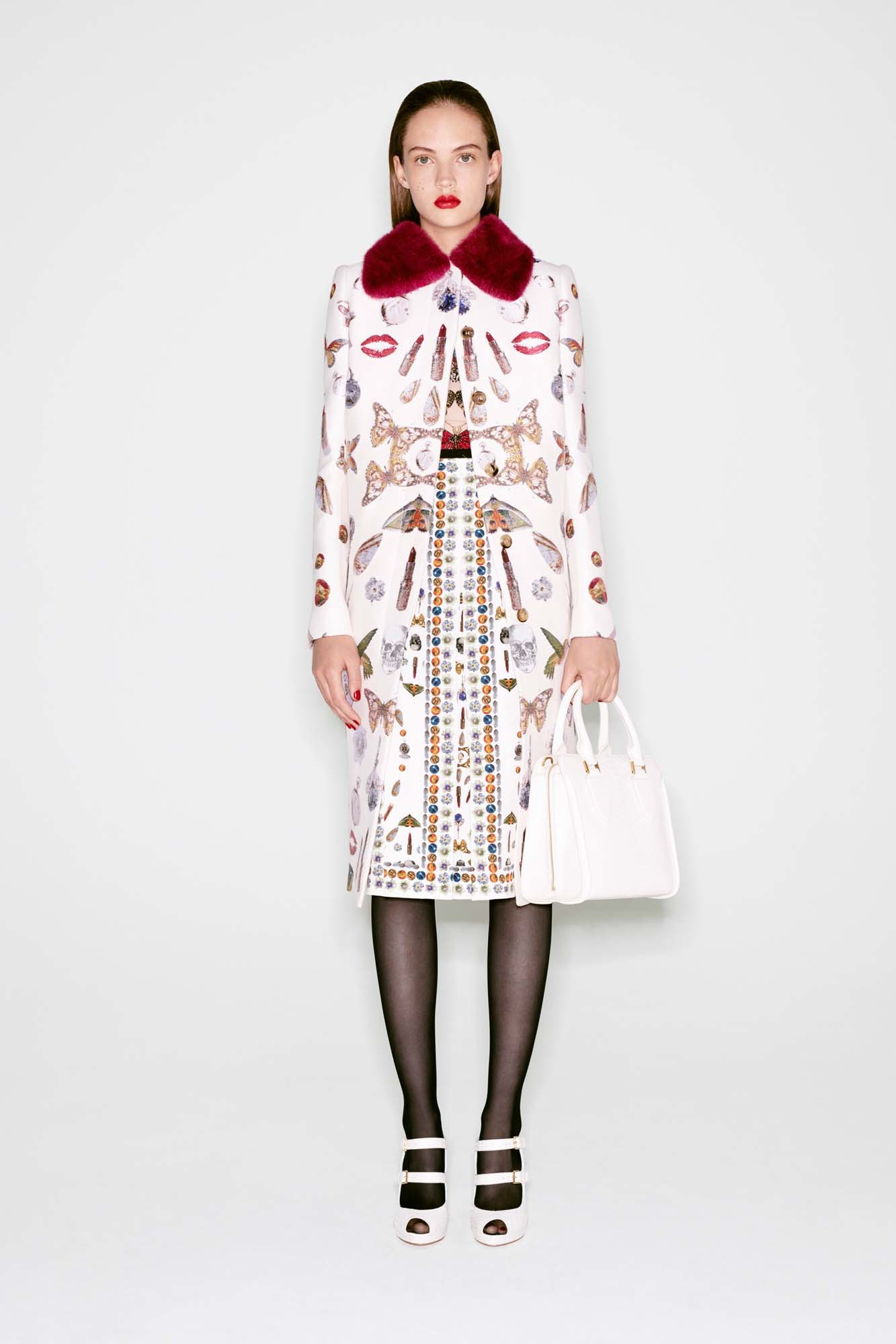 Alexander Mcqueen Pre Fall 2016 Collection Mikado