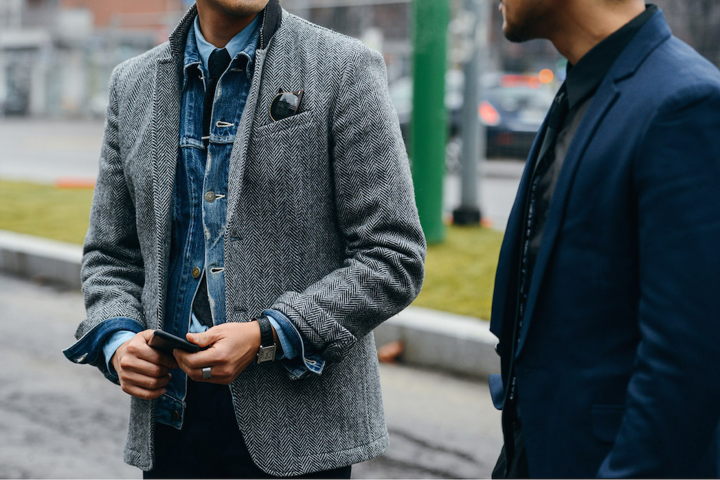 How To Wear Jeans And A Blazer For Men Mikado