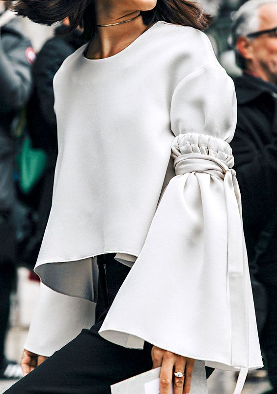Bell Sleeve Blouses