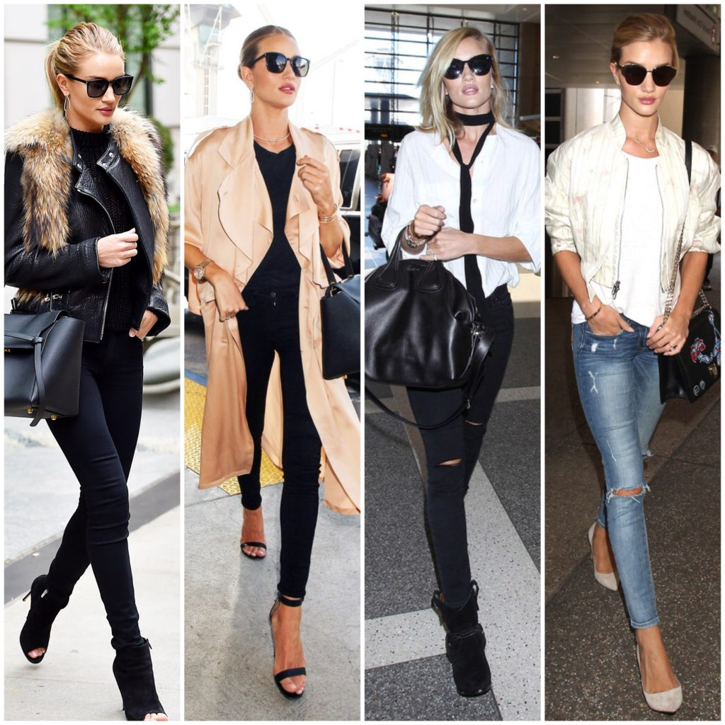 2017 fashion color trend - Steal Her Style Rosie Huntington Whiteley I Mikado