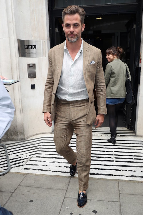 How To Wear A Linen Suit For Men I Mikado