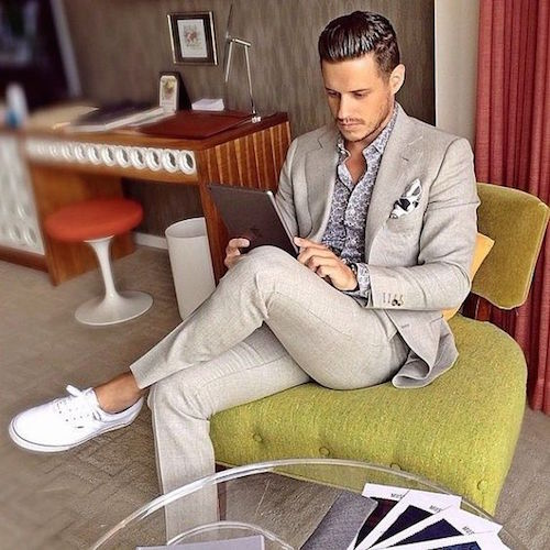 007684959f5 Shoes For A Linen Suit - Style Guru  Fashion