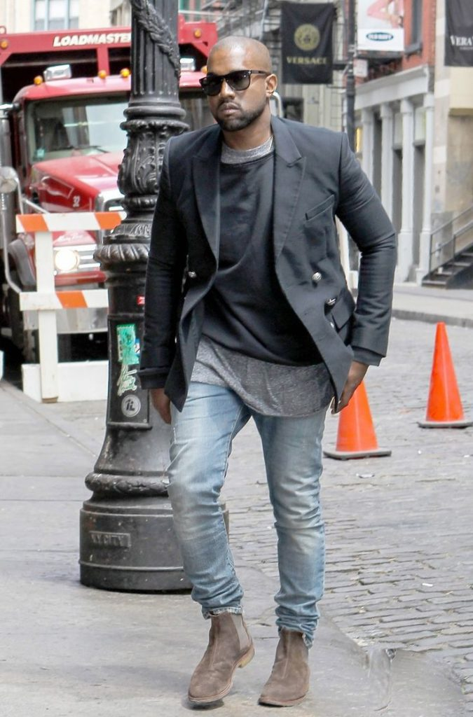 9fadf15f970 What Jeans To Wear With Chelsea Boots Mens - Image and Photo Boots ...