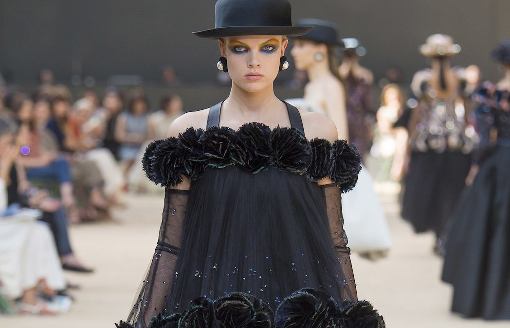 Chanel Fall 2017 Couture Collection