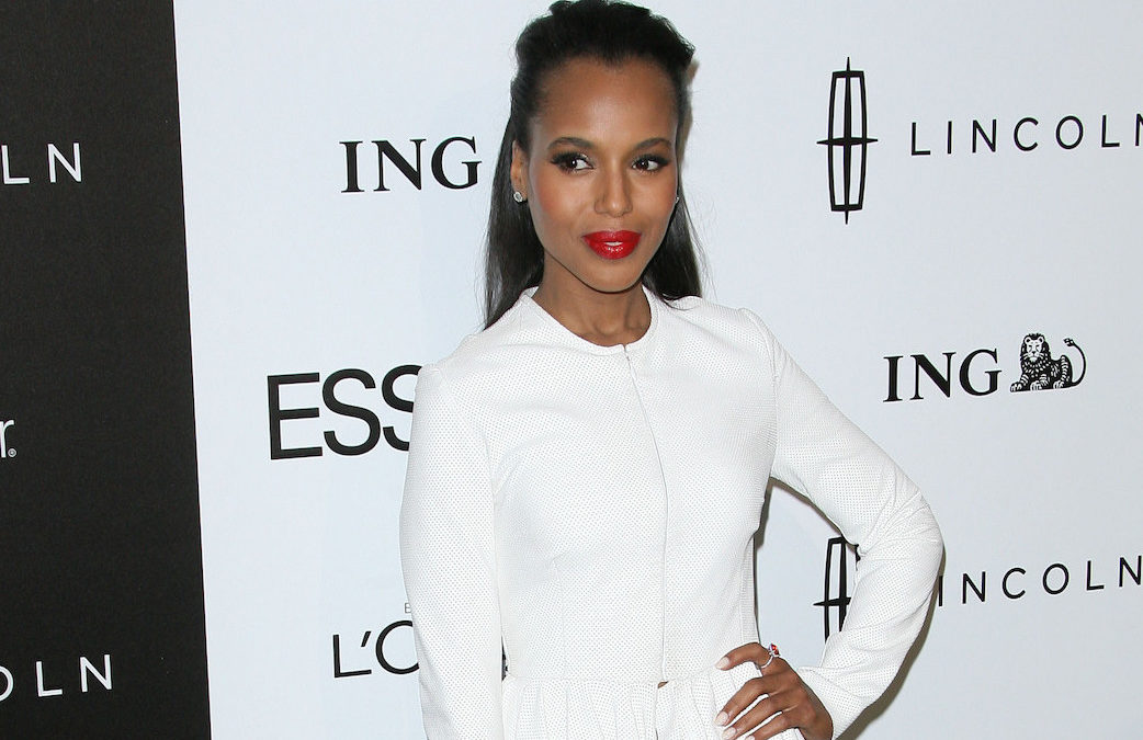 Steal Her Style: Kerry Washington