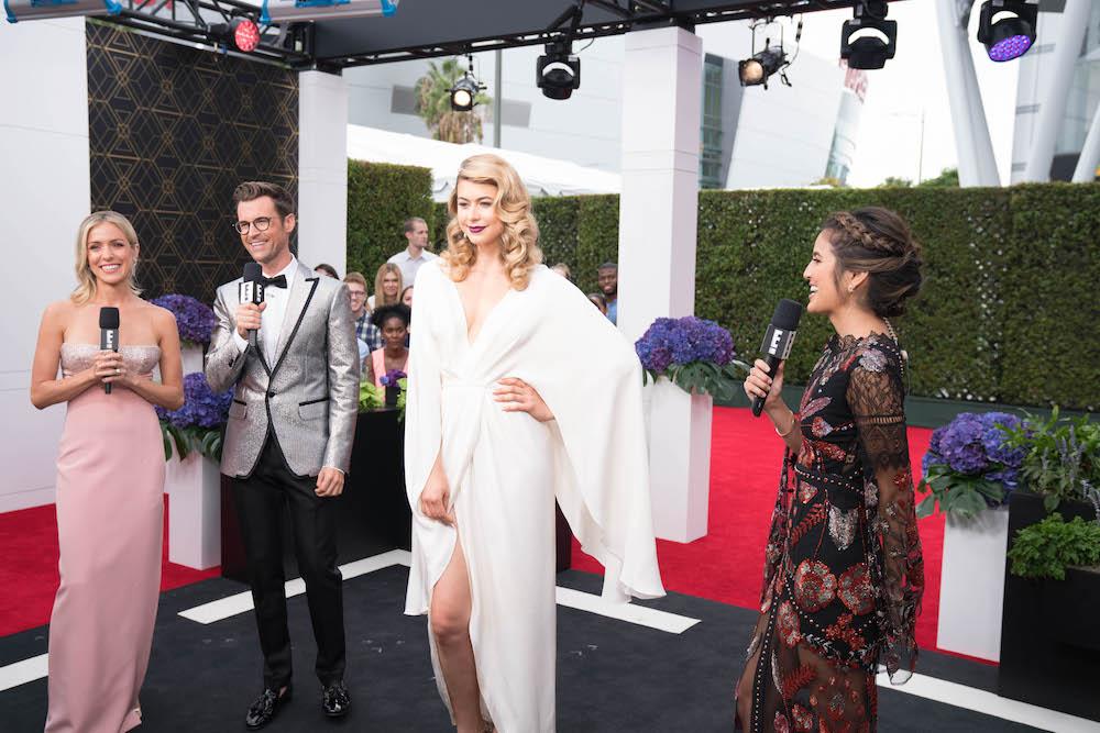 MiKADO at The Emmy Awards