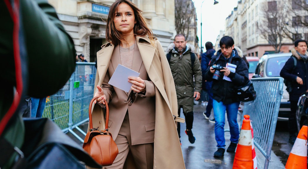 2017 Fall Trend: Women's Power Suiting